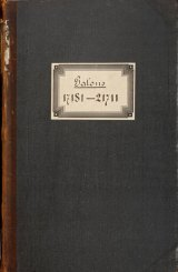 Musterbuch Grauer 814, Cover