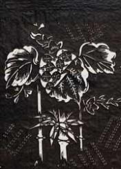 Katagami  (Bild zur Kuratorenführung Kunstwerk/ Werkzeug)